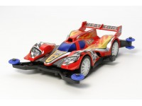 Tamiya Mini 4WD PRO Series Heat Edge Kit di Montaggio