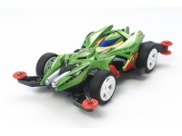 Tamiya Mini 4WD PRO Series Cannon D Ball Kit di Montaggio