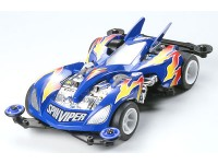 Tamiya Mini 4WD Fully Cowled Series Spin Viper Telaio VS Kit