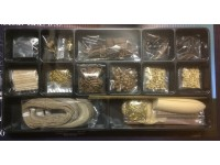 Serie completa accessori SA50 Tonnant (completa di decorazioni)