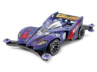 Tamiya Mini 4WD Fully Cowled Series Proto-Saber Evolution Premium Telaio AR Kit