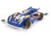 Tamiya Mini 4WD Fully Cowled Series Spin Cobra Premium Telaio Super II Kit