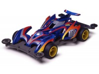 Tamiya Mini 4WD Aero Series Storm-Cruiser Telaio Super X Kit