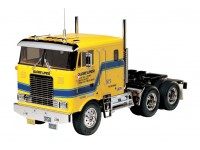 Tamiya Motrice Camion Globe Liner 6x4 Kit di Montaggio Radiocomandato