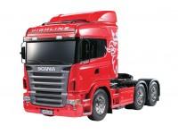 Tamiya Scania R620 Highline 6x4 Kit di Montaggio Radiocomandato