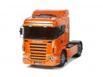 Tamiya Scania R470 Highline Orange Edition Kit di Montaggio Radiocomandato