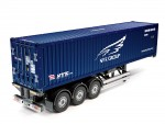 Kit Rimorchio Container NYK per Camion RC Tamiya 1/14