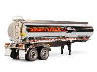 Kit Semirimorchio Cisterna Gallant Eagle per Camion RC Tamiya 1/14