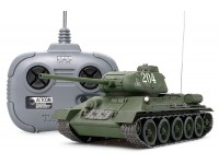 Tamiya T-34-85 Kit Radiocomandato in Scala 1/35