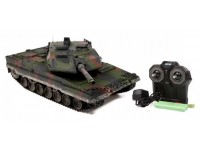 Hobby Engine Carro Armato Radiocomandato Leopard 2A6 in scala 1/16