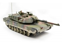 Hobby Engine Carro Armato RC M1A1 Abrams scala 1/16