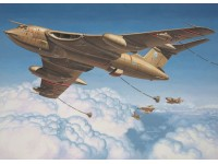 Revell Handley Page Victor K2 Aereo in Kit di Montaggio