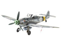 Revell Messerschmitt Bf109 G-6 Late & early version Aereo in Kit di Montaggio