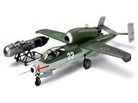 Tamiya HEINKEL He162 A-2 SALAMANDER Scatola di Montaggio