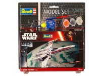 Revell X-wing Fighter Model Set con Colori