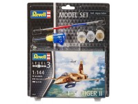 Revell F-5E Tiger II Model Set con Colori