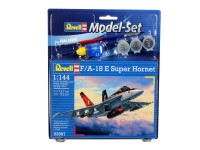Revell F/A-18E Super Hornet Model Set con Colori