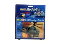 Revell AH-64D Longbow Apache Model Set con Colori