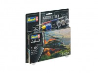 Revell 1/100 UH-60A Model Set con Colori