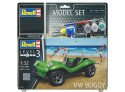 Revell Volkswagen Buggy Model Set con Colori