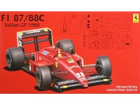 Fujimi ferrari f1-87/88c GP Italia 1988 Kit in scala 1/20