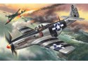 ICM Caccia Mustang P-51K Modellino in kit di Montaggio