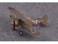 Easy Model GLADIATOR MK.I 112 SQN. RAF RT-E K6135 Modello Montato