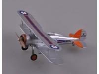Easy Model GLADIATOR MK.I 72 SQN. RAF K6130 Modello Montato