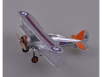Easy Model GLADIATOR MK.I 72 SQN. RAF K6130 Modello Montato