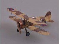 Easy Model GLADIATOR MK.I 94 SQN Modello Montato