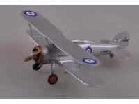 Easy Model GLADIATOR MK.I 33 SQN. RAF L7612 Modello Montato