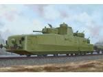 HOBBY BOSS TRENO BLINDATO MBV-2 MODELLINO IN KIT DI MONTAGGIO