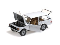 ALMOST REAL RANGE ROVER 1970 BIANCA MODELLINO