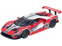 Carrera Ford GT Race Car N. 24 Modellino Slot Car