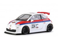 NSR 500 Abarth Assetto Corse Martini n.224 Modellino Slot Car