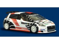 NSR Abarth S2000 Rally Mille Miglia 2010 Modellino Slot Car