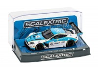 Scalextric Autograph Series Aston Martin Vantage GT3 Oman Racing team Modellino Slot Car