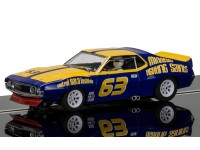 Scalextric AMC Javelin Trans Am Jockos Racing Modellino Slot Car