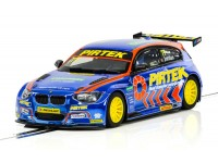 Scalextric BMW Series 1 NGTC BTCC 2017 Andy Jordan Modellino Slot Car