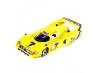 SRC Lola T600 1st Laguna Seca 1981 IMSA Modellino Slot Car