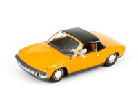 SRC Porsche 914 Street Version Signal Orange Modellino Slot Car