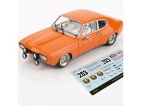 SRC Chrono Series Ford Capri RS Rally Montecarlo 1973 Modellino Slot Car