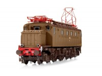 Rivarossi Modellino Locomotiva FS locomotiva elettrica E 428 014 DC/DCC Digital with Sound