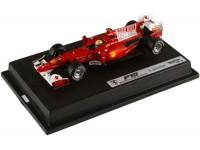 Mattel Modellino Ferrari F10 Massa GP Bahrain 2010