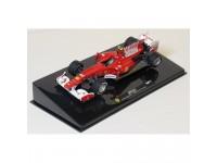 Mattel Modellino Ferrari F10 Alonso GP Bahrain 2010