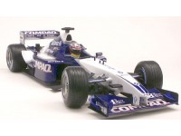 Mattel Modellino Williams BMW FW23 Montoya 2001