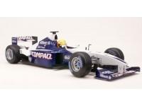 Mattel 1/18 Modellino Williams BMW FW23 R. Schumacher 2001