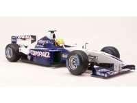 Mattel 1/18 Modellino Williams BMW FW23 R. Schumacher 2001