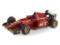 Mattel Modellino Ferrari 412T2 Alesi GP Nurburgring 1995