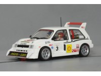 Slot Car Mg metro 6R4 donegal rally 2006 MSC Competition
